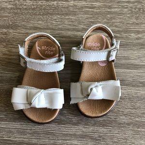 Stride Rite sandals 4T